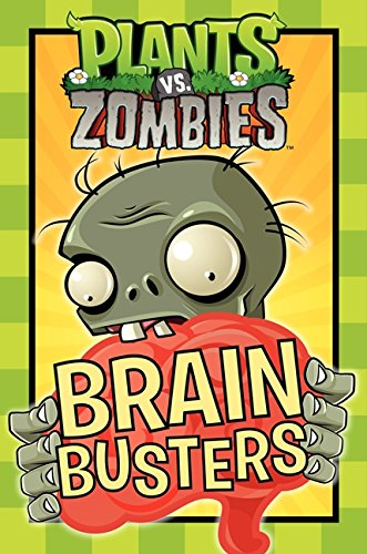 Plants vs. Zombies: Brain (Halloween Puzzles For 3rd Grade)