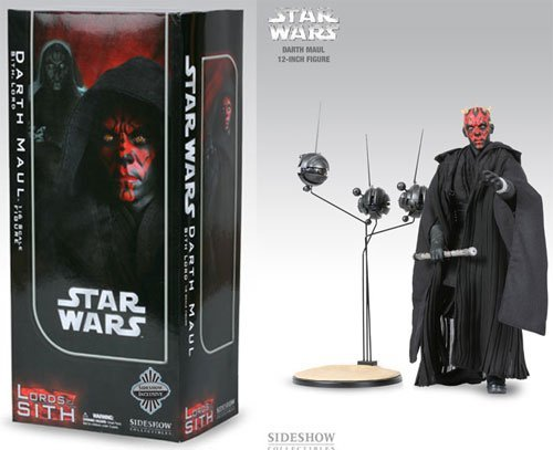 Sideshow Collectible Inclusive Edition Darth Maul 12