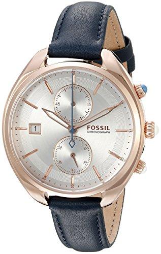 fossil blue watch women - 8