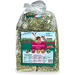 Kaytee Timothy Hay Plus Variety Pack For Rabbits & Small Animals