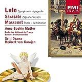 Music : Symphonie Espagnole / Zigeunerweisen / Thais