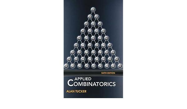 Applied Combinatorics