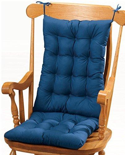 EasyComforts - Cojín para Silla de balancín, Color Azul ...