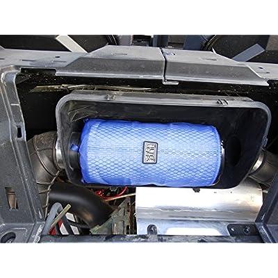 FILTERWEARS Pre-Filter F134L For Polaris RZR XP 1000 Stock Air Filters 1240822 1240957 1241084 7082097, K&N PL-1014; BLUE: Automotive