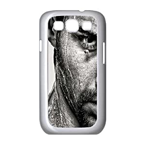 Samsung Galaxy S3 9300 Cell Phone Case White Hard Faced By Mohammad Reza Nobahari JNR2061672