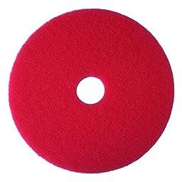 NIAGARA 13 Inch Red Buffing pads 5100N
