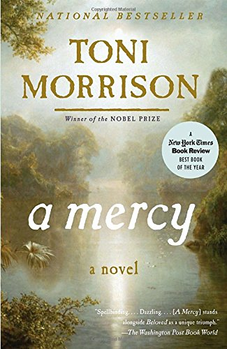 Image result for A Mercy by Toni Morrison