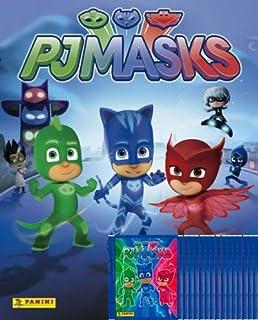 Panini PJMasks Blister 15 Sobres y álbum (003387BLIES)