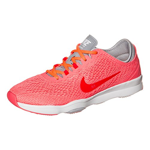 Nike Frauen Zoom Fit Cross Trainer rot
