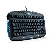 E-Blue Mazer Special-OPS Mechanical Gaming Keyboard with adjustable Backlight (EKM086BKUS-IU)