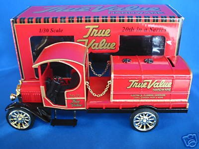 true-value-1919-gmc-tanker-truck-bank-1-30-scale-by-ertl