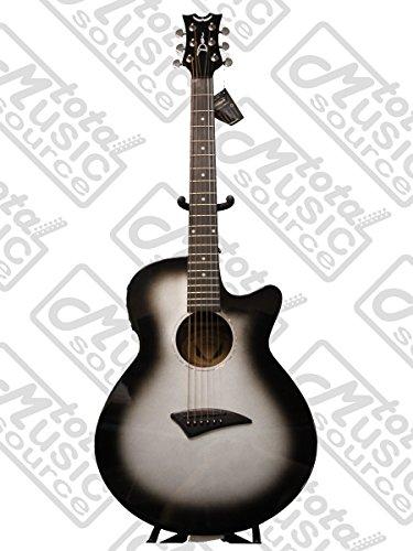 Dean AX PE SVB Acoustic-Electric Guitar, Black