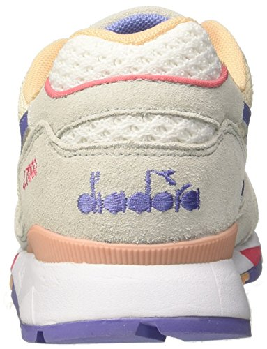 Diadora Dames V7000 Nyl Ii Wn Gymschoenen Ivoor (biancovioletto)