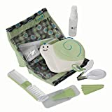 Safety 1st Complete Grooming Kit 18 Pieces, Green