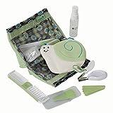 Safety 1st IH211 Set Cuidado Y Higiene, color verde, 18 piezas