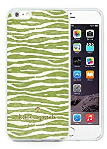 Customize iPhone 6plus Protective Skin Kate Spade New York Silicone TPU Case for iPhone 6 Plus 5.5 inch Cover 182 White