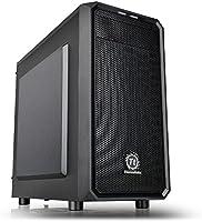 Thermaltake Versa H15Micro ATX Mini Torre Gaming Computer Case
