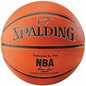 Spalding NBA Silver Outdoor basketbal