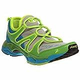 Zoot Women's W Ultra Kane 3.0 Running Shoe,Grey/Green Flash/Atomic Blue,8.5 M US Review