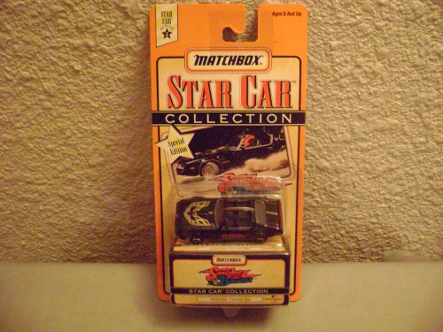 (Matchbox Star Car Smokey and the Bandit Trans Am)