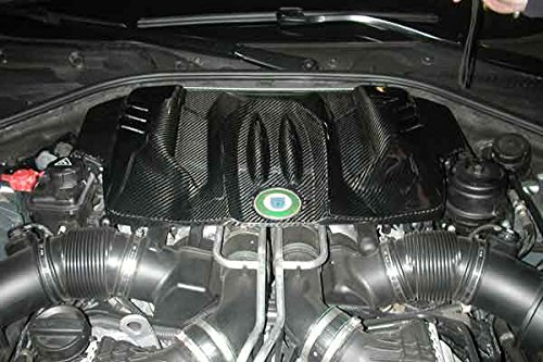 Amazon.com: Racing Dynamics Carbon Fiber Engine Cover for BMW M5 F10/M6 F06,F12,F13 2011+ w/S63 Motor: Automotive