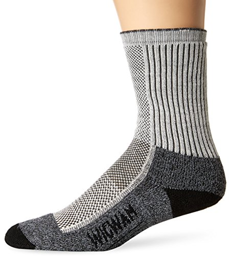 Wigwam Cool Lite Hiker Pro Crew Socks Medium Black