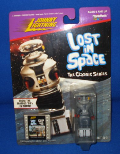 Johnny Lightning Lost in Space The Classic Series - Robot B-9 by Playing Mantis