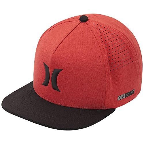 14d7c1789b5 Hurley MHA0007210 Men s Dri-FIT Icon Adjustable Hat