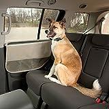 Kurgo Car Door Cover Car Protection from Dogs, Hampton sand Khaki - Lifetime Warranty