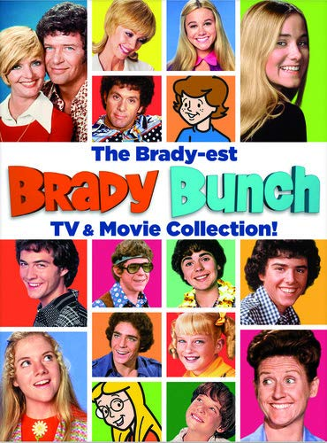 The Brady Bunch: 50th Anniversary TV & Movie - Anniversary Collection