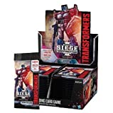 New Transformers TCG Series 3: Siege War for Cybertron Booster Box - 30 Packs