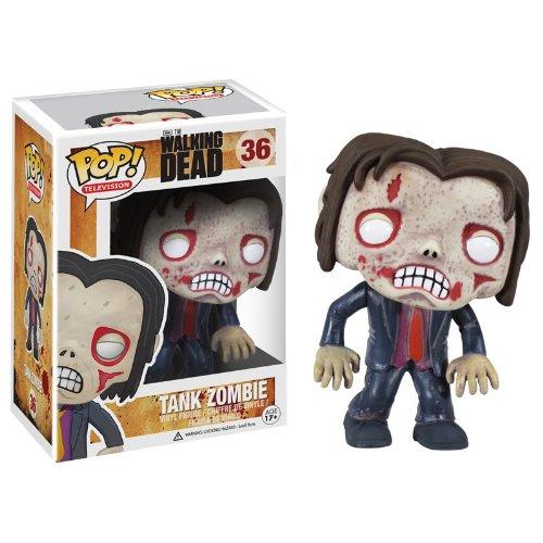 Funko - Bobugt109 - Figurine Cinéma - The Walking Dead - Bobble Head Pop 36 Tank Zombie !