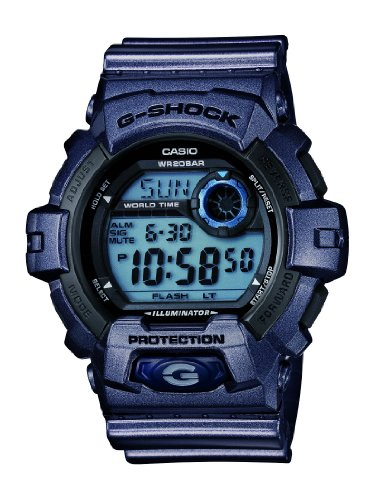 Casio G Shock Black Quartz Watch
