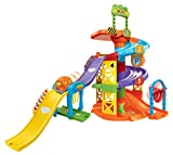 #7: VTech Go! Go! Smart Wheels Spinning Spiral Tower Playset