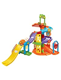 VTech Go! Go! Smart Wheels Spinning Spiral Tower Playset BOBEBE Online Baby Store From New York to Miami and Los Angeles