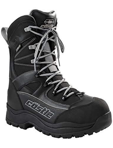 Castle X Force 2 Mens Snowmobile Boot - Gray - 13