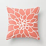 Alphadecor 16 X 16 Inches / 40 By 40 Cm Euro Style Pillowcover...