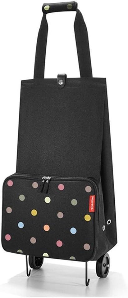 Reisenthel - Maletín con Ruedas para Tablets (29 x 66 x 27 cm, 30 L), Lunares (Multicolor) - HK7009