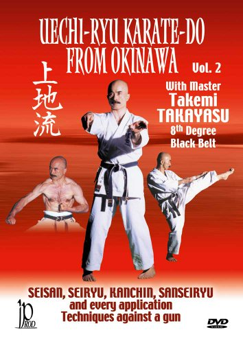 Uechi-Ryu Karate-Do from Okinawa Vol. 2: Techniques Against a Gun