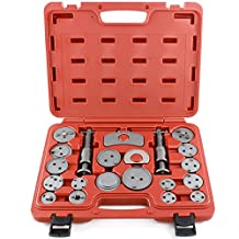 Capri Tools 21-Piece Disc Brake Caliper Kit