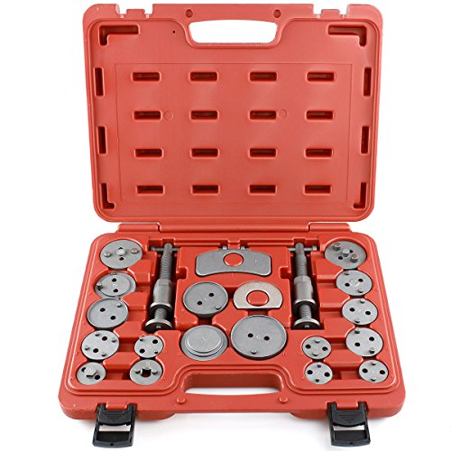 Capri Tools 21-Piece Wind Back Brake Kit