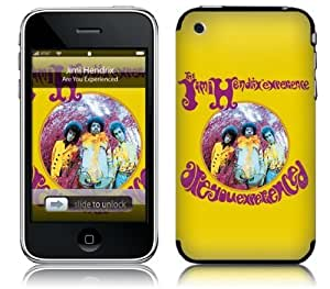 XiFu*MeiMusicSkins, MS-JIMI10001, Jimi Hendrix? - Are You Experienced, iPhone 2G/3G/3GS, SkinXiFu*Mei