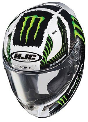 Hjc Carbon Fibre Helmet - 4
