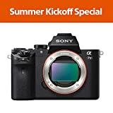 Sony Alpha a7II Mirrorless Digital Camera - Body Only