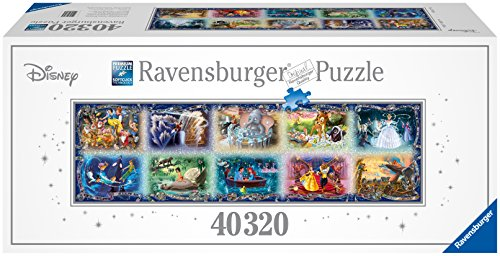 Ravensburger Disney Puzzle (40320 Pieces) pic