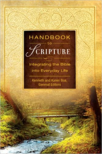 Handbook to Scripture, eBook: Integrating the Bible into Everyday Life (Handbook To...)