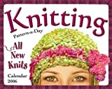 Don't throw yesterday away—Just cast on to all new hot knits with designer Paulette Lane & friends! With the Knitting Pattern-a-Day Calendar™, every day features a knitted piece from the craftiest in the trade. Enjoy photographs of fun an...
