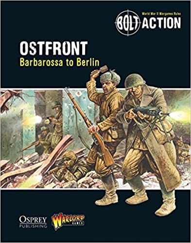 Book Bolt Action: Ostfront: Barbarossa to Berlin