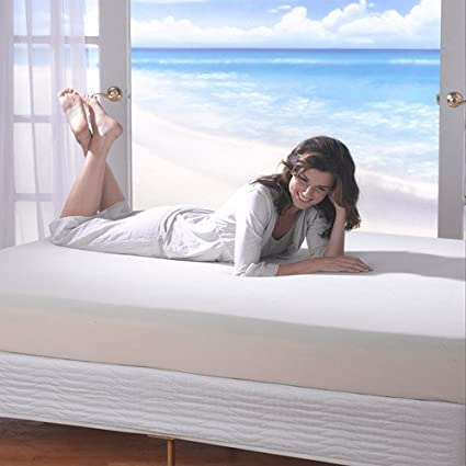 Amazoncom Spa Sensations 8 Memory Foam Mattress Size King King