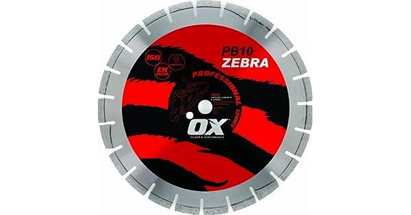 Amazon.com: OX ox-pb10 – Hoja de Diamante en 10 Professional ...